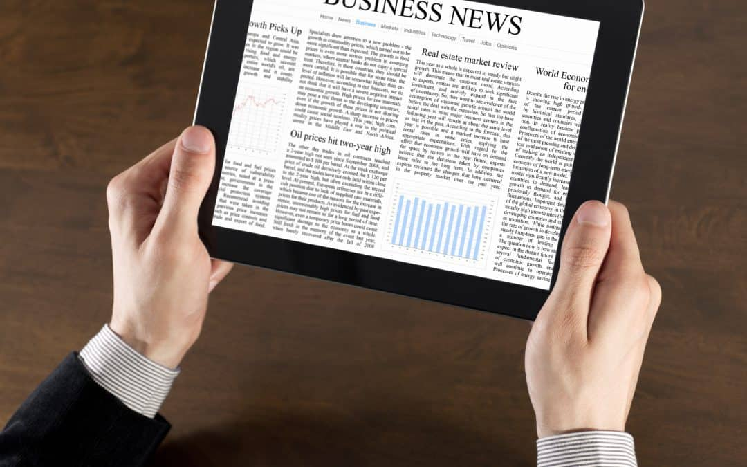 RECENT ARTICLES FROM THE BUSINESS JOURNAL (National Edition)
